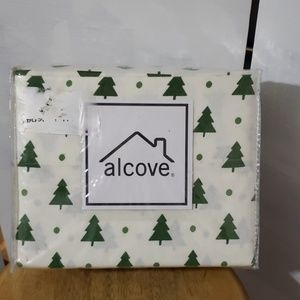 Alcove New* soft cotton flannel sheet set